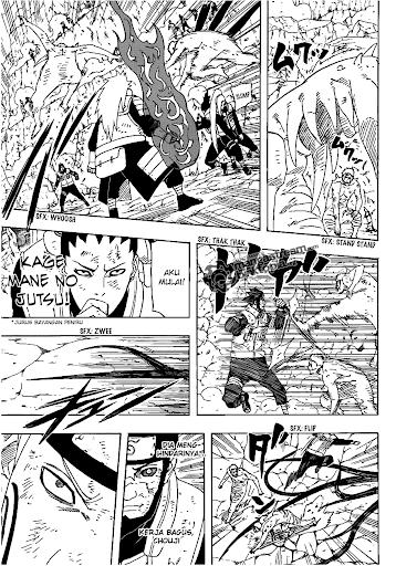 Naruto 534 page 5