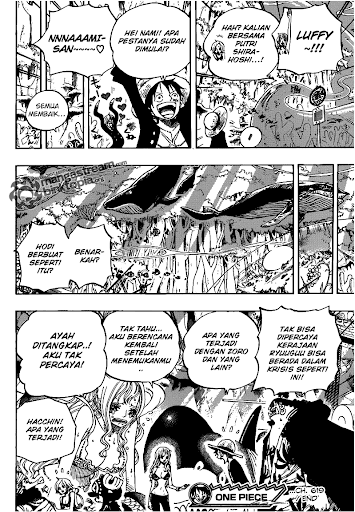 One Piece 620 page 14