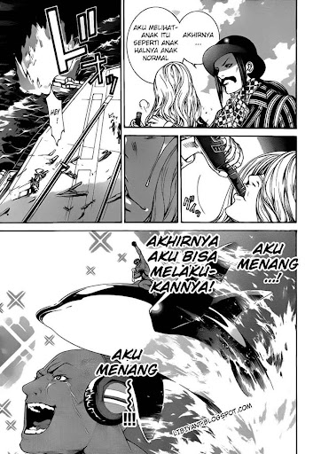 Air Gear Page 05