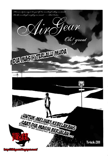 Air Gear Page 01