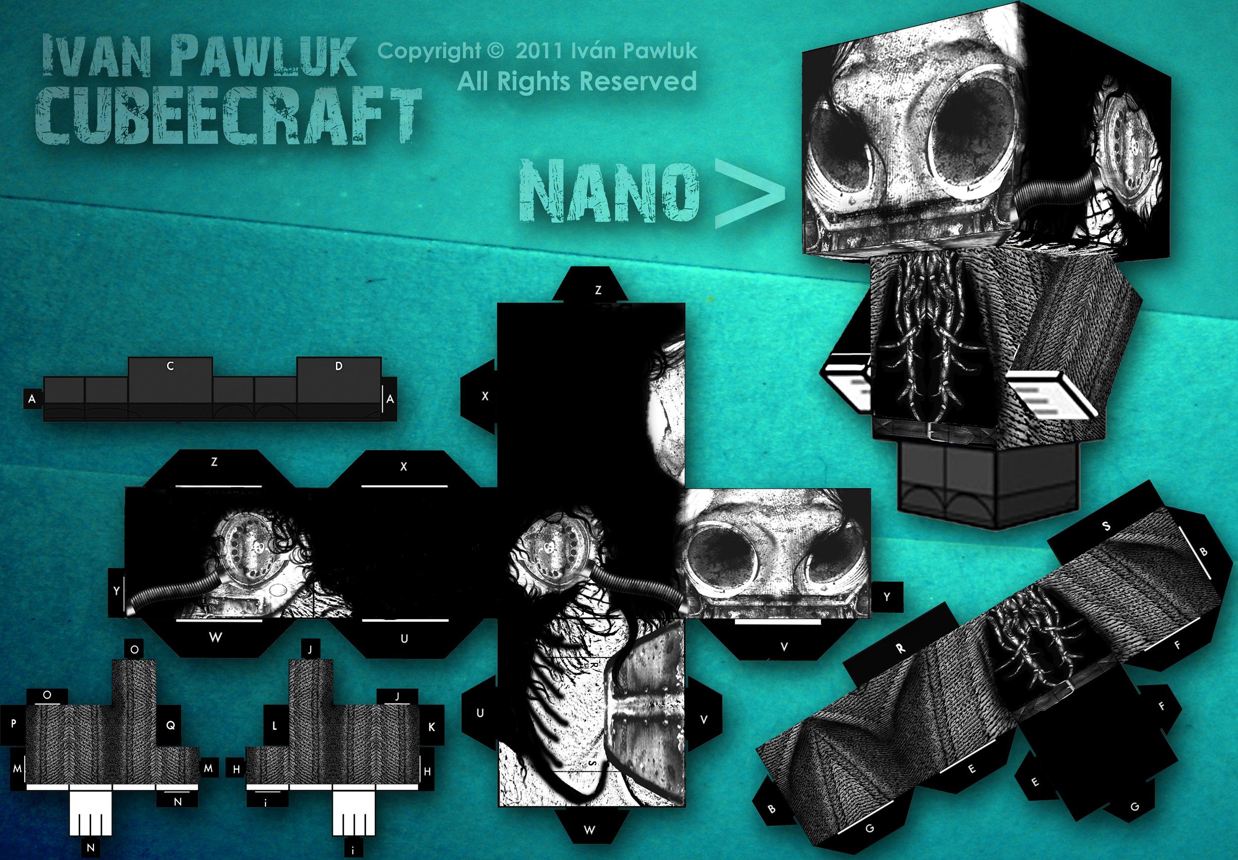 Cubeecraft Iván Pawluk (Nano )