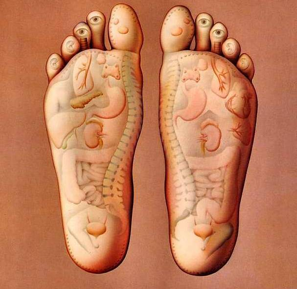 Health Tips: Foot: keep walking.....