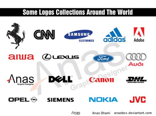 milhares de logotipos famosos para edi u00e7 u00e3o no photoshop e