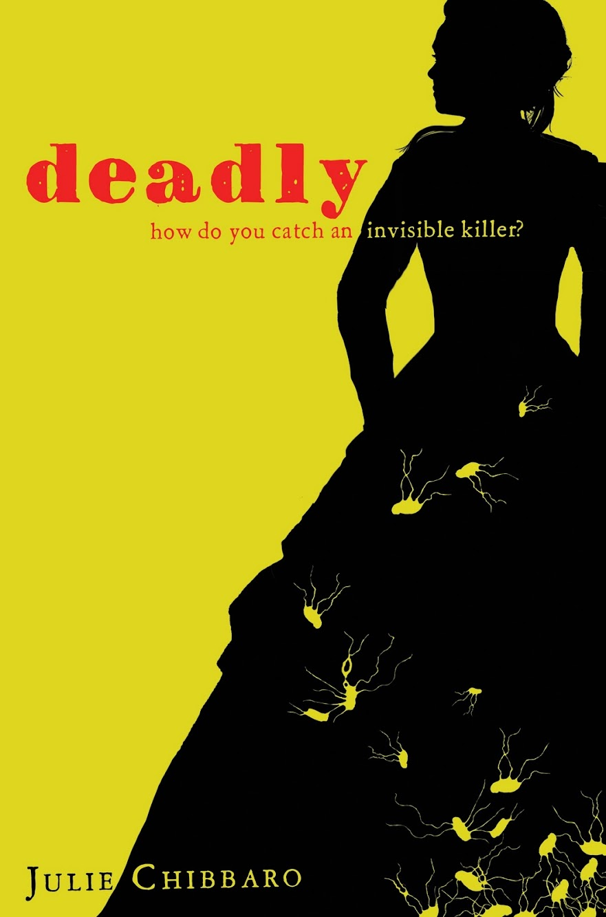 Tour Review: Deadly by Julie Chibbaro