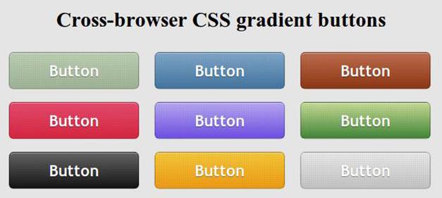 Как сделать мигающую кнопку в html
