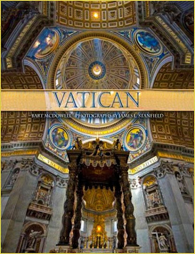 Watykan Od ¶rodka / Vatican Life Within (2011) PL.TVRip.XviD / Lektor PL