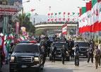 استقبال تاریخی از احمدی نژاد از فرودگاه تا کاخ ریاست جمهوری لبنان