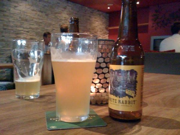 White Rabbit White Ale