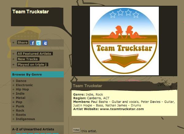 Team Truckstar