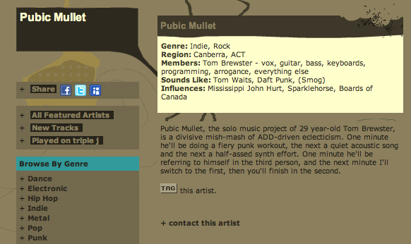 Pubic mullet screenshot