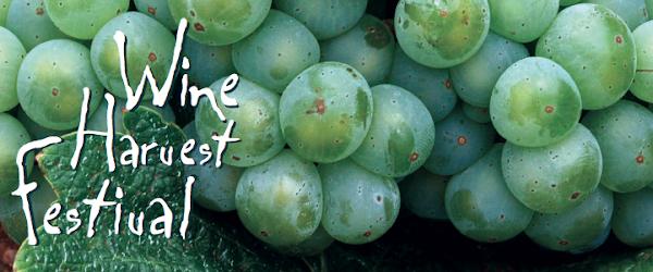 Wine harvest festival