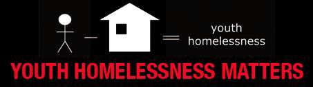 youth homelessness logo