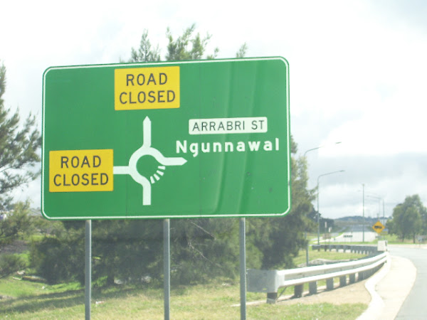 gungahlin signs