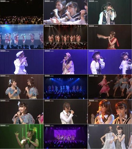 "(LIVE)(公演) NMB48 チームBII ""逆上がり"" 公演 140905 & 140908"