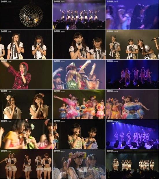 "(LIVE)(公演) SKE48 チームS ""制服の芽"" 渡辺美優紀の生誕祭 141017"