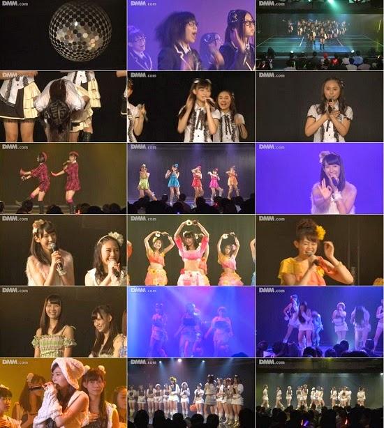 "(LIVE)(公演) SKE48 チームS ""制服の芽"" 田中菜津美の生誕祭 140905"