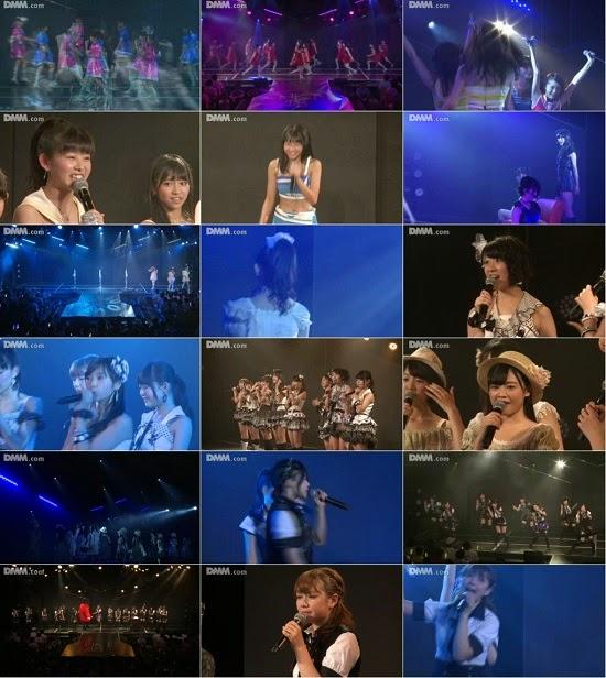 "(LIVE)(公演) HKT48 チームKIV ""シアターの女神"" 村重杏奈の生誕祭 140729"