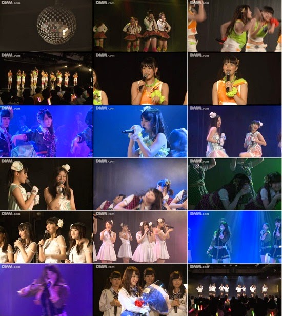 "(LIVE)(公演) SKE48 チームE ""手をつなぎながら"" 木本花音の生誕祭 140912"