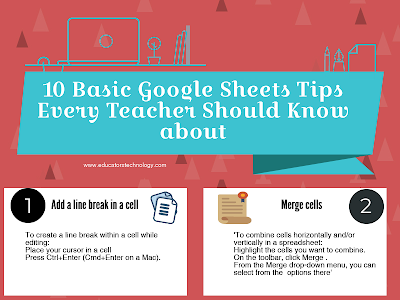 Basic Google Sheets Tips Students and Teachers Should Know about