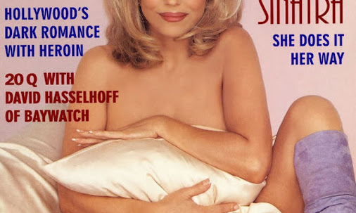 Nancy Sinatra | Playboy USA [May 1995] Scan Pictures of ...