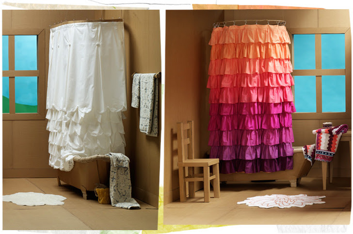 Pretty Bathroom Curtain Set fullypcgamelink