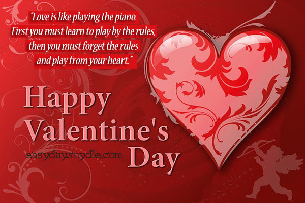 valentine day message for wife - valentines day messages