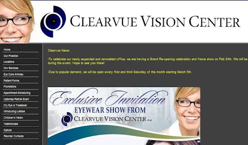 Eye Care Center «Clearvue Vision Center», reviews and photos, 8009 S 180th St #104, Kent, WA 98032, USA