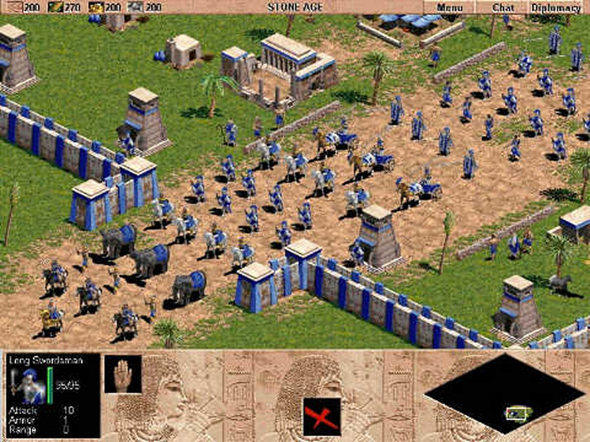Blazer Blog: Review Game Strategi Age of Empires (seri)