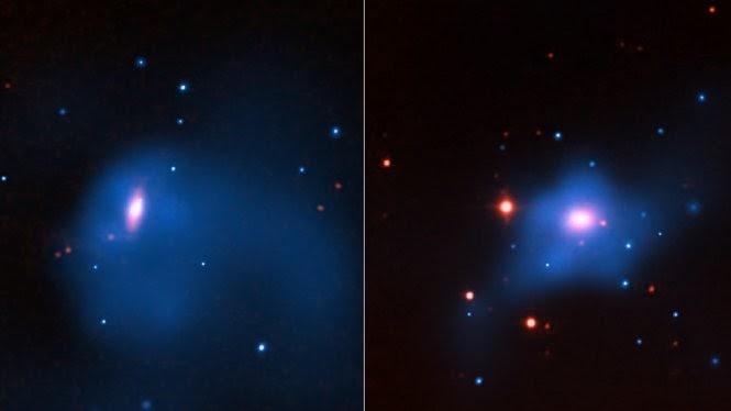 Как формируется наша галактика, являясь лишь одной из сотни миллиардов во вселенной