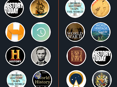 Educational Apps for Teaching World History