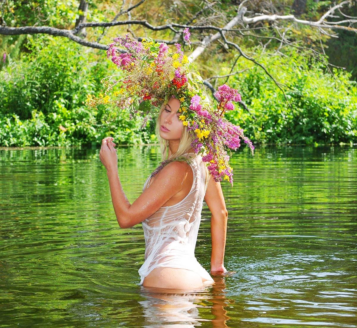 Фото купающихся девочек 18 фотография