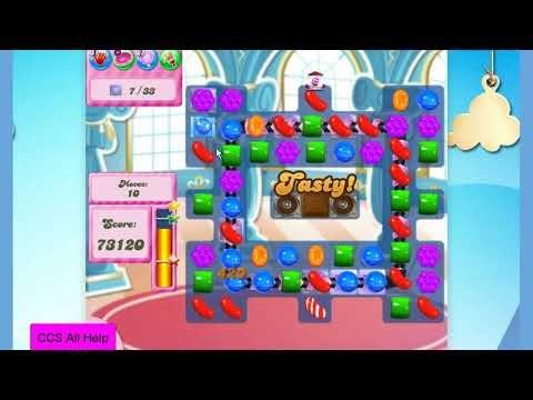 candy crush saga all help: candy crush saga level 2738