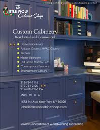 Cabinet Maker «Little Wolf Cabinet Shop», Reviews And Photos, 1583 1st  Avenue, New York, ...