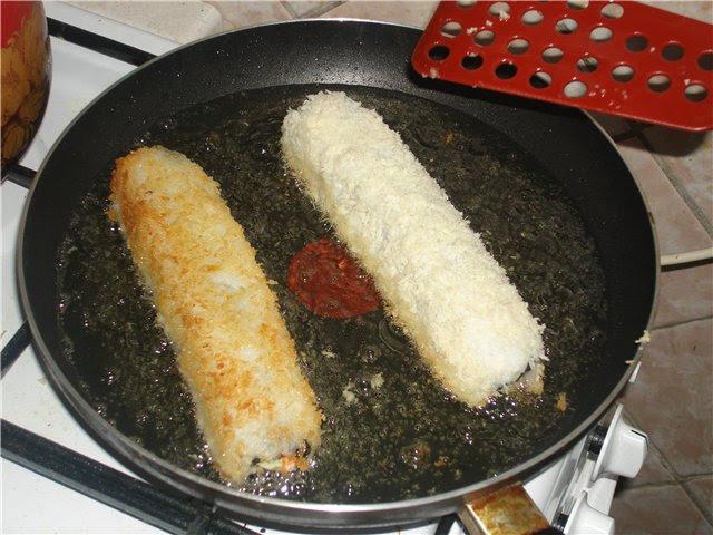 Рецепты горячие суши в домашних условиях пошагово