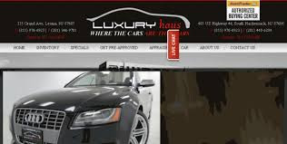 Used Car Dealer «Luxury Haus», reviews and photos, 335 Grand Ave, Leonia, NJ 07605, USA
