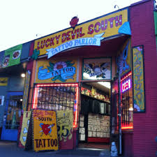 Tattoo Shop «Lucky Devil», reviews and photos, 4421 Rainier Ave S, Seattle, WA 98118, USA