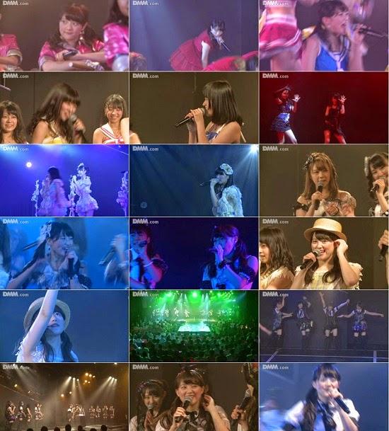 "(LIVE)(公演) HKT48 チームKIV ""シアターの女神"" 木本花音の生誕祭 140828"