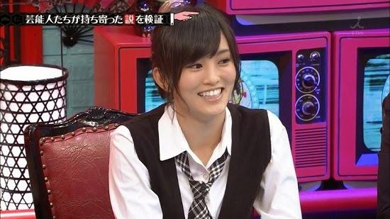 (TV-Variety)(720p) 山本彩 – 水曜日のダウンタウン 140827