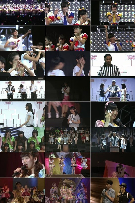 (TV-Variety)(480p) AKB48グループ夏祭り AKB48じゃんけん大会予備選 & Special Live  140808 & 140810
