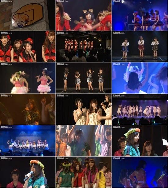 """(LIVE)(公演) SKE48 チームKII """"ラムネの飲み方"""" 古畑奈和の生誕祭 140911 & 140914 & 140918"""