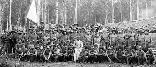 Penaklukan Papua Oleh Tentara Dayak