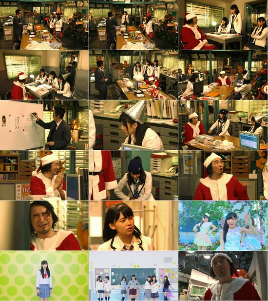 (TV-Variety)(720p) てんとうむChu! – 女子高警察 ep08 131215 (Download)