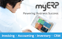 myERP Invoicing Accounting Inventory & CRM