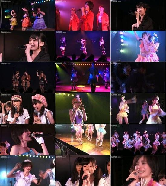 "(LIVE)(公演) AKB48 チーム4 ""アイドルの夜明け"" 塚本まり子 卒業公演 140901"