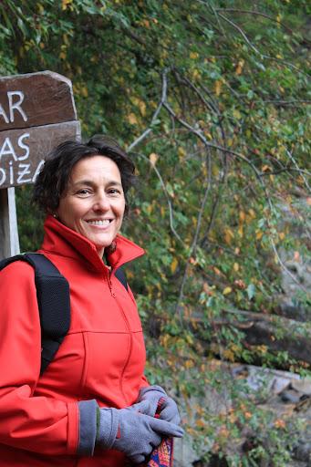Francesca Gargallo en Argentina, 2011 - Foto: Helena Scully