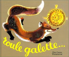 Roule Galette le livre