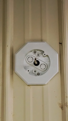 How To Mount Outdoor Lighting To Ribbed Metal Siding The Garage Journal Board