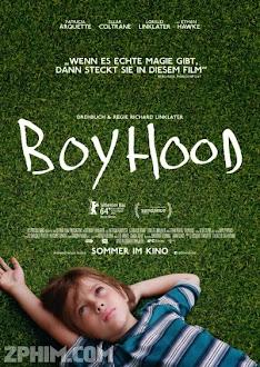 Thời Niên Thiếu - Boyhood (2014) Poster