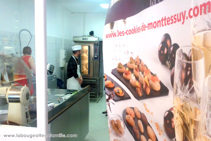 on a testé l'atelier cookies enfant/parent chez les cookies de ... - Cours De Cuisine Parent Enfant Paris
