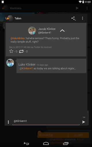 Talon for Twitter for Android